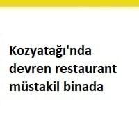 devren restoran ilanları, devren restaurant arayanlar, devredenler ilanı, devren balıkçı kozyatağı, devredenler iş ilanları sayfası