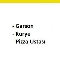 garson aranıyor, garson arayan, garson ilanları, acil kurye aranıyor, kurye iş ilanı, pizza ustası ilanları, pizza ustası aranıyor, pizza ustası iş ilanları sayfası