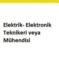 elektrik teknisyeni aranıyor, elektronik teknisyeni iş ilanları, elektrik- elektronik mühendisi arayan, elektrik elektronik mühendisi ilanları istanbul, elektrik teknikeri aranıyor, elektronik teknikeri iş ilanları sayfası