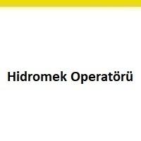hidromek operatörü, hidromek operatörü aranıyor, acil hidromek operatörü aranıyor, hidromek operatörü arayan, hidromek operatörü iş ilanları, hidromek operatörü arayanlar, hidromek operatörü ilanları istanbul, hidromek operatörü iş ilanları sayfası