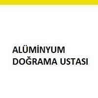alüminyum doğrama ustası