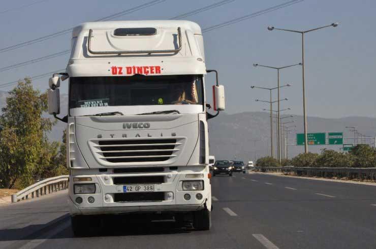 Yurtiçi Tır Şoförü İş İlanları