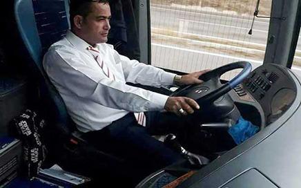 SRC belgeli şoför iş ilanları Ataşehir