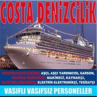 gemi personeli iş ilanları